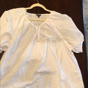 White top from Talbots